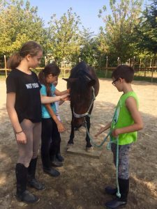 Cavallo e bambini